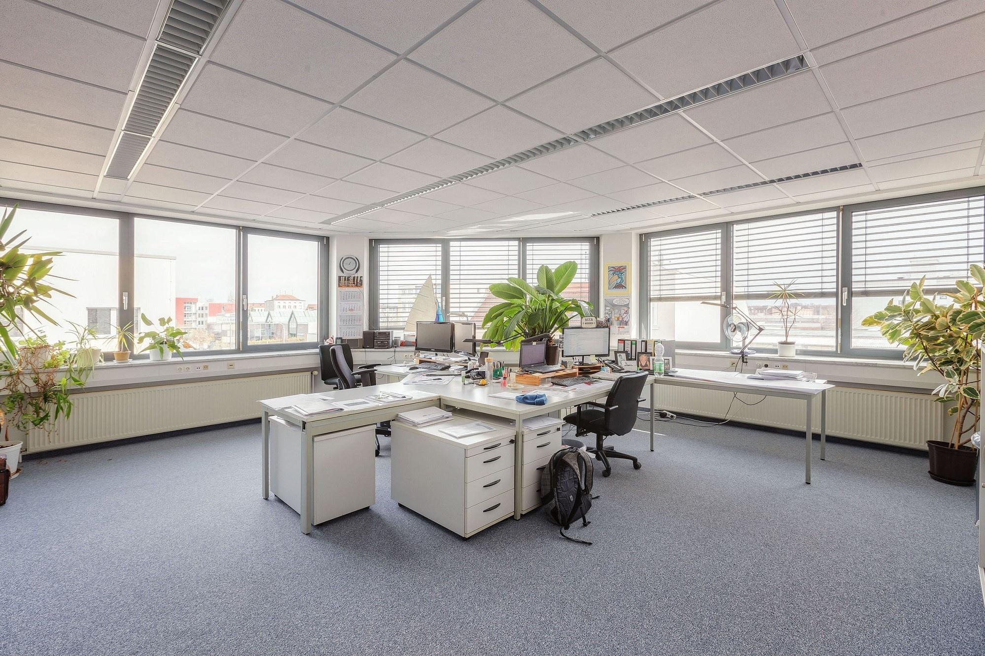 Büro Referenz